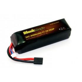 BlackMagic Semi HardCase, 30C 8400mAh 3S