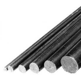 Kolfiberstång 6x600 mm 2st