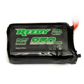 Reedy 250mAh LiFe 6,6V RX ack