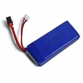 Li-Po Batteri 2S 7,4V 1800mAh 1/12