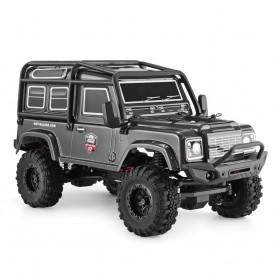 1/24 Mini Crawler 4WD 2.4G RTR - grå