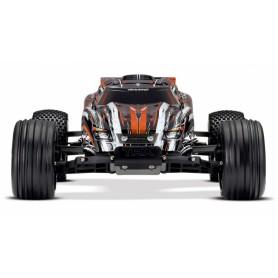 Rustler 2WD 1/10 RTR TQ Orange - Utan Batteri/Laddare