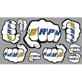 Dekalark Fist Logo RPM
