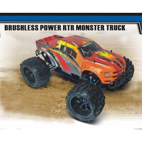 SAVAGERY EA6 1/8 EP MONSTER TRUCK