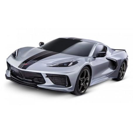 4-TEC 3.0 Chevrolet Corvette Stingray RTR Silver