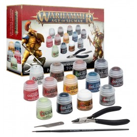 Age of Sigmar: Paint + Tools