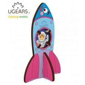 Ugears Raket - 4Kids